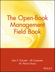 The Open-Book Management Field Book (047118036X) cover image