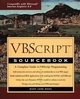 VBScript Sourcebook (047119106X) cover image
