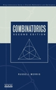 Combinatorics, 2nd Edition (047126296X) cover image