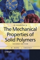 An Introduction to the Mechanical Properties of Solid Polymers, 2nd Edition (047149626X) cover image