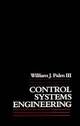 Control Systems Engineering (047181086X) cover image