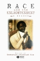 Race and the Enlightenment: A Reader (063120136X) cover image