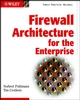 Firewall Architecture for the Enterprise (076454926X) cover image