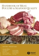 Handbook of Meat, Poultry and Seafood Quality (081382446X) cover image