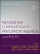 Methods for Community-Based Participatory Research for Health, 2nd Edition (111802186X) cover image