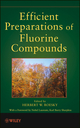 Efficient Preparations of Fluorine Compounds (111807856X) cover image