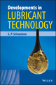 Developments in Lubricant Technology (111816816X) cover image