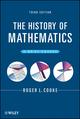 The History of Mathematics: A Brief Course, 3rd Edition (111821756X) cover image