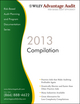 Wiley Advantage Audit 2013 - Compilation (111837746X) cover image