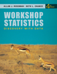 Workshop Statistics: Discovery with Data 4e + WileyPLUS Registration Card (111851596X) cover image