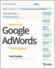 Advanced Google AdWords, 3rd Edition (111881956X) cover image