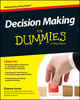 Decision Making For Dummies (111883366X) cover image