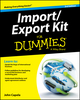 Import / Export Kit For Dummies, 3rd Edition (111907956X) cover image