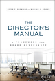 The Director's Manual: A Framework for Board Governance (111913336X) cover image