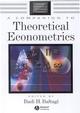 A Companion to Theoretical Econometrics (140510676X) cover image