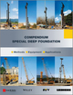 Special Deep Foundation: Compendium Methods and Equipment, 2nd Edition (343303026X) cover image