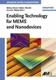 Enabling Technologies for MEMS and Nanodevices, Volume 1 (352730746X) cover image