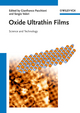 Oxide Ultrathin Films: Science and Technology (352733016X) cover image