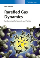 Rarefied Gas Dynamics: Fundamentals for Research and Practice (352741326X) cover image