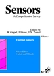 Sensors, A Comprehensive Survey, Volume 4, Thermal Sensors (352762046X) cover image