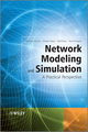 Network Modeling and Simulation: A Practical Perspective  (0470035870) cover image