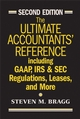 The Ultimate Accountants' Reference: Including GAAP, IRS & SEC Regulations, Leases, and More, 2nd Edition (0470106670) cover image