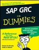 SAP GRC For Dummies (0470333170) cover image