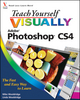 Teach Yourself VISUALLY Photoshop CS4 (0470339470) cover image