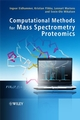Computational Methods for Mass Spectrometry Proteomics (0470512970) cover image