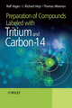 Preparation of Compounds Labeled with Tritium and Carbon-14 (0470516070) cover image