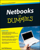 Netbooks For Dummies (0470579870) cover image