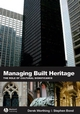 Managing Built Heritage: The Role of Cultural Significance (0470697970) cover image
