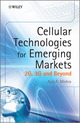 Cellular Technologies for Emerging Markets: 2G, 3G and Beyond (0470779470) cover image