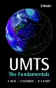 UMTS: The Fundamentals (0470845570) cover image