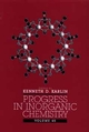 Progress in Inorganic Chemistry, Volume 45 (0471163570) cover image