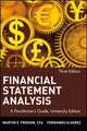 Financial Statement Analysis: A Practitioner's Guide, 3rd Edition, University Edition (0471409170) cover image