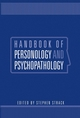 Handbook of Personology and Psychopathology (0471459070) cover image