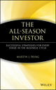 The All-Season Investor: Successful Strategies for Every Stage in the Business Cycle (0471549770) cover image
