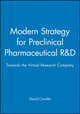 Modern Strategy for Preclinical Pharmaceutical R&D: Towards the Virtual Research Company (0471971170) cover image