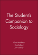 The Student's Companion to Sociology (0631199470) cover image