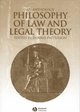 Philosophy of Law and Legal Theory: An Anthology (0631202870) cover image