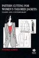 Pattern Cutting for Women's Tailored Jackets: Classic and Contemporary (0632054670) cover image