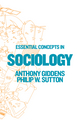 Essential Concepts in Sociology (0745684270) cover image