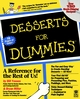 Desserts For Dummies (0764550470) cover image