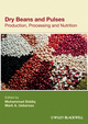 Dry Beans and Pulses : Production, Processing and Nutrition (0813823870) cover image
