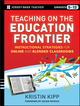 Teaching on the Education Frontier: Instructional Strategies for Online and Blended Classrooms Grades 5-12 (1118449770) cover image