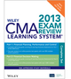Wiley CMA Learning System Exam Review 2013, Complete Set, Test Bank (1118480570) cover image