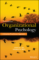 Organizational Psychology: A Scientist-Practitioner Approach, 3rd Edition (1118724070) cover image