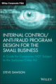 Internal Control/Anti-Fraud Program Design for the Small Business: A Guide for Companies NOT Subject to the Sarbanes-Oxley Act (1119065070) cover image