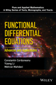 Functional Differential Equations: Advances and Applications (1119189470) cover image